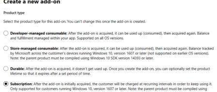 마이크로소프트, UWP 앱 구입에 서브 스크립션제 도입 by 아키텍트