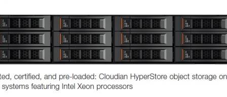 소프트웨어 정의 스토리지 - 레노버 Storage DX8200C by RAPTER