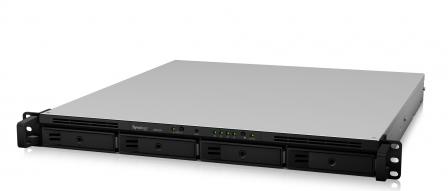 시놀로지, 랙 마운트형 나스 RackStation RS818+ / RS818RP+ 발매 by 프로페셔널