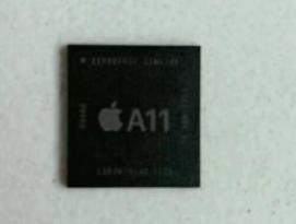 현존 스마트폰 최강 프로세서, 애플 A11 사진 공개 by 프로페셔널