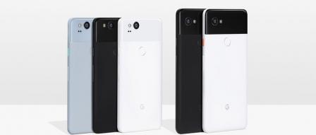 구글 픽셀2 XL 발표, 카메라 및 디스플레이 강화/AI 통합 시도 by 프로페셔널