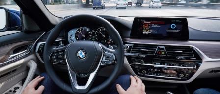 BMW 자동차는 MS 코타나와 아마존 프라임 접속 by 아키텍트