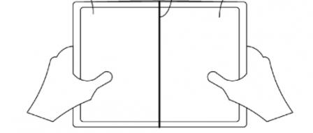 마이크로소프트가 접는 태블릿으로 보이는 특허 취득 by 아키텍트