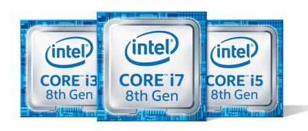 터보부스트 2.0 대응 2in1 전용 Core i3-8130U 발표 by 아키텍트