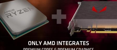 라이젠+베가 APU, AMD 레이븐릿지(라이젠 모바일) 발표 by 아키텍트