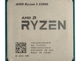 AMD 레이븐릿지, 라이젠5 2400G/라이젠3 2200G 벤치마크 by 프로페셔널