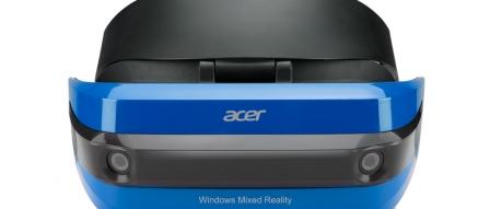 에이서, 개발자용 Mixed Reality 대응 HMD 추가 판매 by 아키텍트