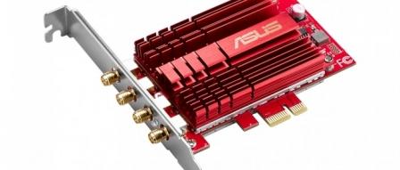 2167Mbps 고성능 무선 랜카드 ASUS PCE-AC88 발표 by 프로페셔널