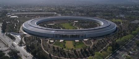 애플, 본사 주소를 Infinite Loop에서 새로운 Apple Park로 변경 by 프로페셔널