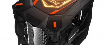 기가바이트 Xtreme Gaming XTC700 CPU 쿨러 공개 by 아키텍트