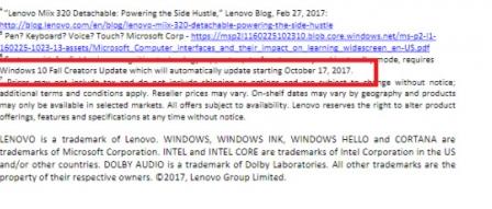 윈도우10 Fall Creators Update는 10월 17일 릴리스? by 프로페셔널