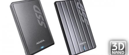 ADATA SC660H / SV620H 3D NAND 외장형 SSD 발매 by 아키텍트