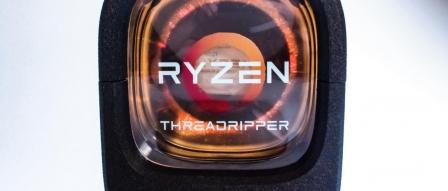 공식) AMD 라이젠 스레드리퍼 1950X 성능 확인 by 프로페셔널