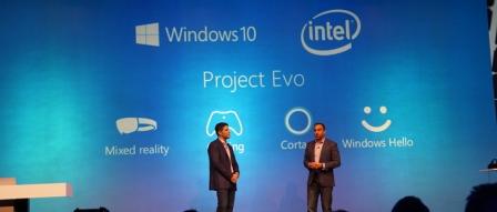 마이크로소프트와 인텔의 새로운 PC 형태, Project Evo 협력 by 아키텍트