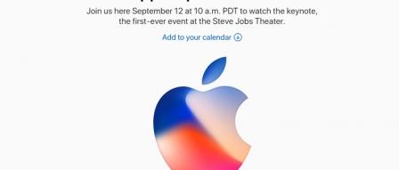 애플, 12일 스티브잡스 시어터에서 스페셜 이벤트 개최 by 프로페셔널