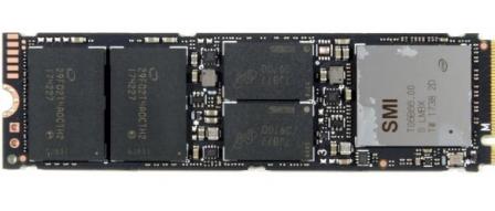 인텔 SSD 760p 512GB 리뷰 : Mainstream NVMe Done Right by 아키텍트