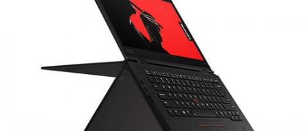 레노버, 액정 회전식 ThinkPad X1 Yoga, X380 Yoga, L380 Yoga 출시 by 아키텍트