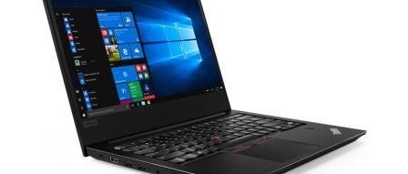 레노버, 인텔 8세대 CPU 탑재 ThinkPad E480 발매 by 아키텍트