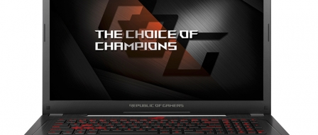 ASUS, 라이젠7 게이밍 노트북 ROG STRIX GL702ZC 발매 by 아키텍트
