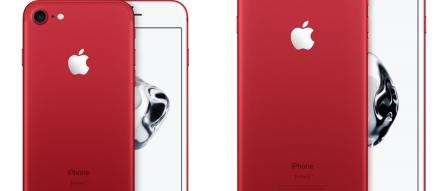 애플, 아이폰7 시리즈 RED Special Edition 모델 발표 by 아키텍트