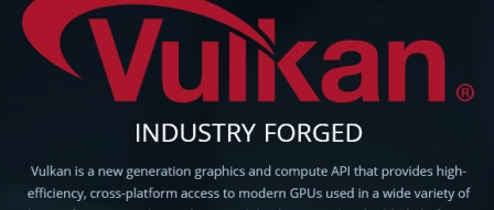 Khronos Group, Vulkan API 버전 1.1 공개 by 아키텍트