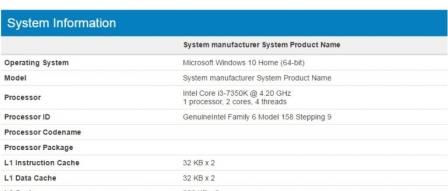 카비레이크 i3-7350K는 하스웰 i5 4670K 보다 빠르다 by 아키텍트