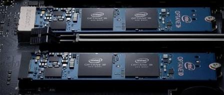 낸드보다 고속/고 내구성을 실현한 Optane SSD 800P 발표 by 아키텍트
