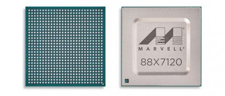 마벨(Marvell), 최초의 400Gbps 이더넷 칩 88X7120 발표 by 아키텍트