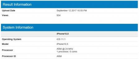 애플 A11 바이오닉 프로세서, 스마트폰 최초 1만점 돌파 by 프로페셔널