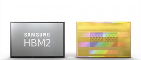 삼성전자, 세계 최대 전송량 '2세대 8GB HBM2 D램' 본격 양산 by RAPTER
