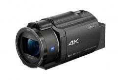 소니코리아가 탁월한 고화질의 영상을 더욱 안정적으로 촬영할 수 있도록 소니 고유의 광학식 손떨림 보정 기능인 B.O.SS.(Balanced Optical SteadyShot™)를 탑재한 4K 핸디캠 'FDR-AX43'을 새롭게 출시한다고 밝혔...