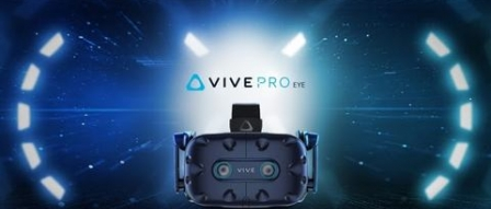 HTC,아이트래킹 VR 헤드셋 VIVE Pro Eye, Cosmos 등 발표 by 아키텍트