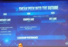 해외 어낸드텍(www.anandtech.com) 사이트에서인텔의 최신 CPU 로드맵에 대한 정보를공개했다.    공개 내용에 따르면인텔은 이미 알려진 캐스케이드 레이크(Cascade Lake)와 아이스 레이크(Ice Lake) 사이에...