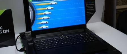 기가바이트, 첫 인공지능 노트북 AORUS Aero 15 2019 발표 by 아키텍트