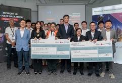 LG전자와 독일 반도체업체 인피니언 테크놀로지스(www.infineon.com)가 LG전자의 플랫폼인 webOS(웹OS)의 생태계를 확장하기 위해 손잡았다.      양사는 17일 싱가포르에 있는 인피니언 아태지역 본사에서 webOS 기...