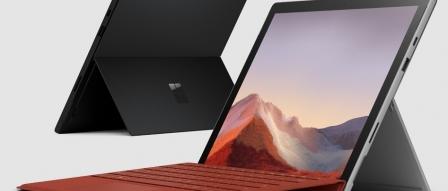 MS Surface Pro 7, Surface Laptop 3 최신 펌웨어 업데이트 릴리스 by 아키텍트