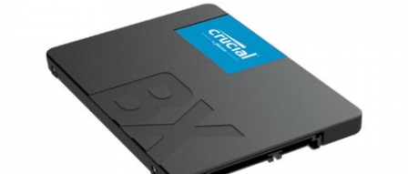 Crucial, Micron 3D NAND 탑재 BX500 발표 by 아키텍트