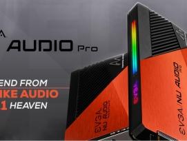 EVGA, 고성능 PCIe 오디오 카드 NU Audio Pro 발표 by 아키텍트