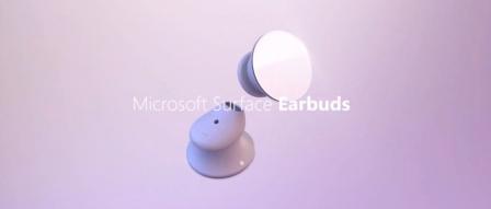 마이크로소프트 서피스 이어버즈(Surface Earbuds) 출시 연기 by 프로페셔널