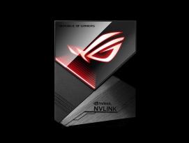 ASUS, 지포스RTX 시리즈를 위한 ROG-NVLink 브릿지 발표 by 아키텍트