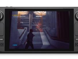 """밸브(Valve), 최고의 핸드헬드 게임기 """"스팀덱(Steam Deck)"""" 발표 by 아키텍트"""