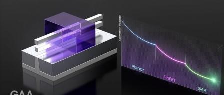 삼성, 차세대 트랜지스터로 2022년 3나노 공정 제공 by 아키텍트