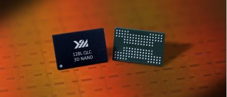 중국 YMTC, 128단 3D NAND 플래시 메모리 출시 by 아키텍트