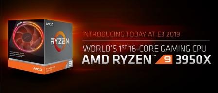AMD 라이젠9 3950x vs. 인텔 코어i9 9900k 벤치마크 by 프로페셔널