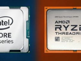 AMD 라이젠 스레드리퍼 2990WX, 2970WX, 2950X 벤치마크 by 프로페셔널