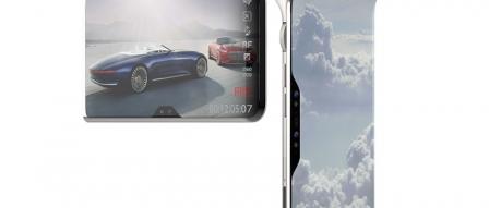 스냅드래곤 855 + 트리플 디스플레이 HubblePhone 발표 by 아키텍트