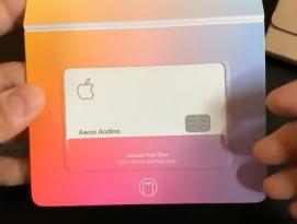 애플카드(Apple Card) 공식 제공 시작, 언박싱 영상 by 프로페셔널