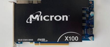 Micron, 세계에서 가장 빠른 3D XPoint 기반 SSD 출시 by 아키텍트