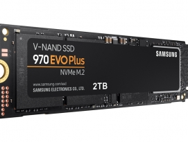 삼성전자, 신형 NVMe SSD '970 EVO Plus' 출시 by RAPTER