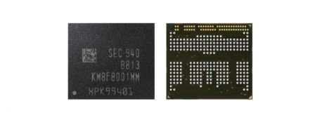 "Samsung, 12GB LPDDR4X와 UFS 통합 ""uMCP"" 발표 by 아키텍트"